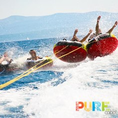 Tubing in Cabo