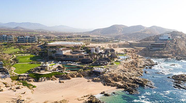 Cabo Drone Real Estate Photos
