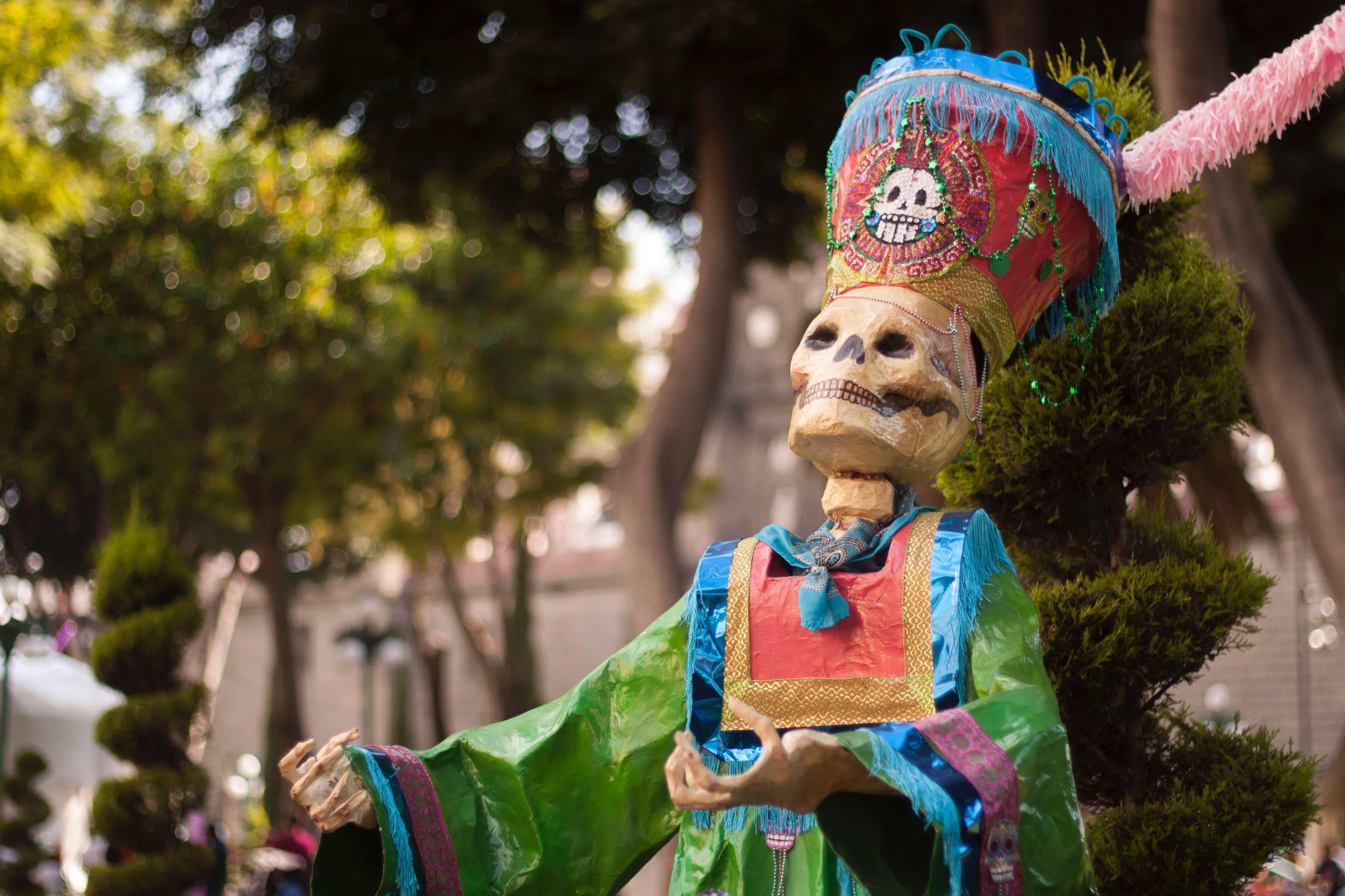 Día de Los Muertos in Cabo San Lucas, Mexico