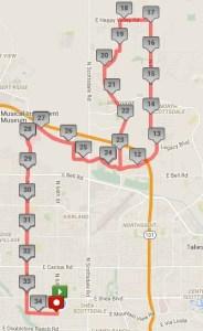 April Event 35 miler