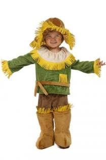Scarecrow Cuddly Infant Toddler Costume