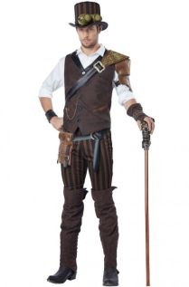 steampunk costume 1