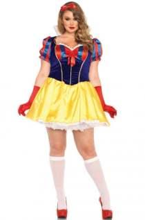 Poison Apple Princess Plus Size Costume