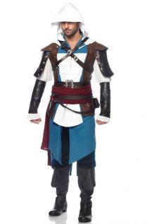 Assassin's Creed Edward Adult Costume
