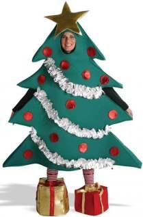 Christmas Tree Adult Costume