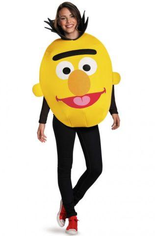 Bert Sandwich Board Adult Costume