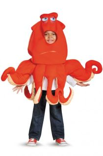 Hank The Septapus Deluxe Toddler Costume