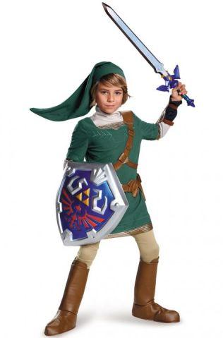 Link Prestige Child Costume