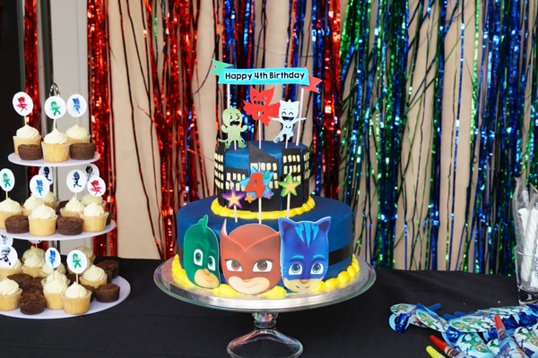 Throwing A Pj Masks Birthday Party Pure Costumes Blog