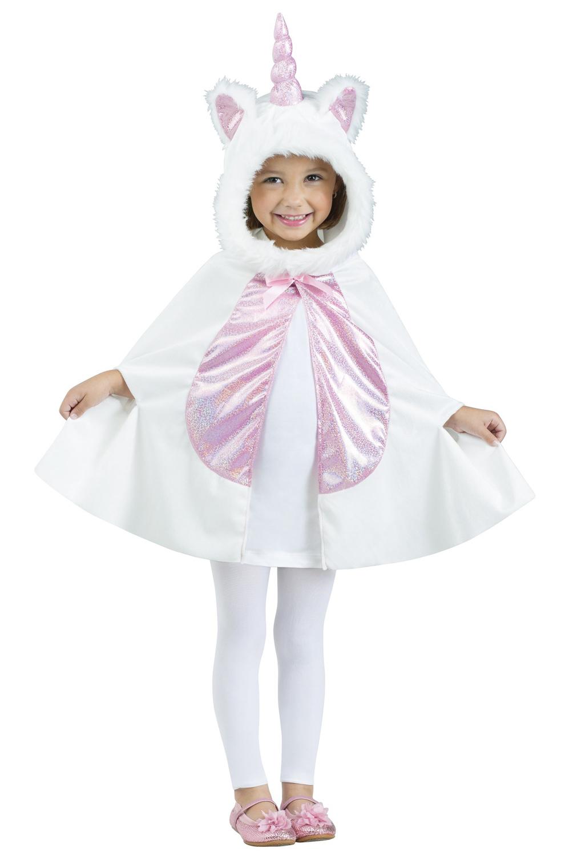 Unicorn Cape Toddler Costume Purecostumes Com