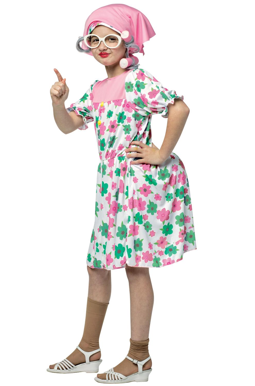 Granny Child Costume Purecostumes Com