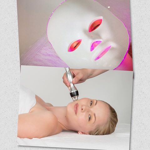 Give Skin A Boost By Combining Radio Frequency & Photon LED Light Therapy Treatment! 2