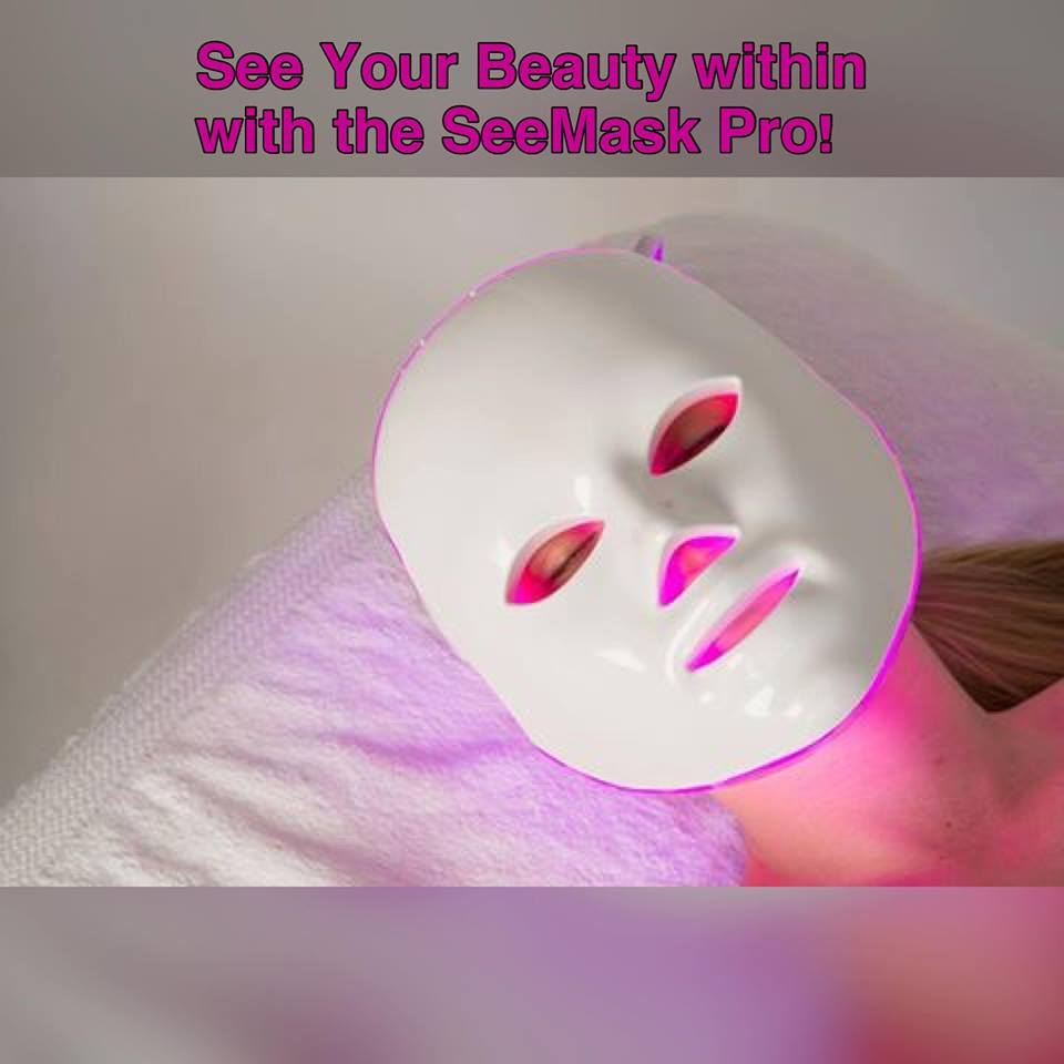 Enhance Your Professional Treatments With The SeeMask Pro! 2