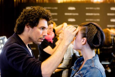 Michael Michalsky - MICHALSKY STYLENITE - Behind-the-scenes - Fitting - Backstage - L'Oreal Hair Professionel - alessandro Nagellack - Maybelline - Boris Entrup - Ritz Carlton Berlin - Esther Heesch - pureGLAMtv - Vanessa Pur