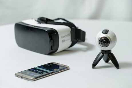 Samsung Galaxy S7 / S7edge - Produktvorstellung MWC2016 - Barcelona - Always-on-Display - Virtual Reality - Gear VR - Gear 360