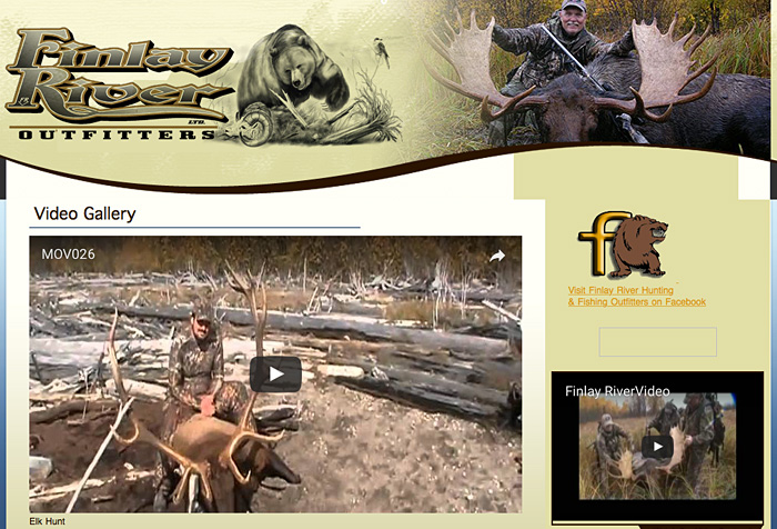 Finlay River Outfitters