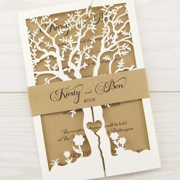 Cheap Wedding Invitations Rsvp Cards Included
