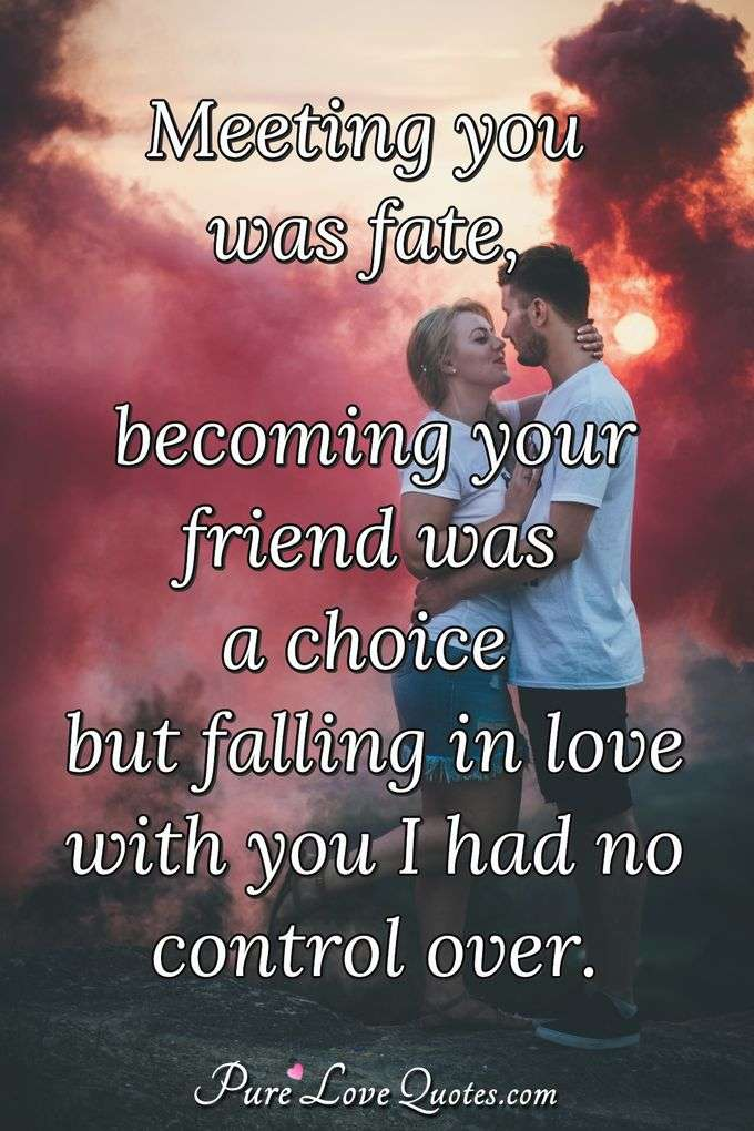 Beautiful Falling In Love Quotes I Fell For You Purelovequotes