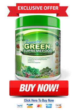 super greens powder