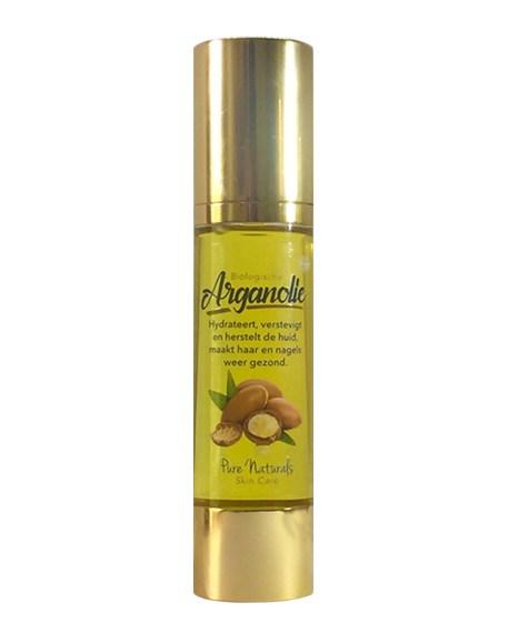 arganolie puur biologisch huidverzorging