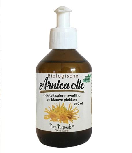 Arnica olie biologisch kopen