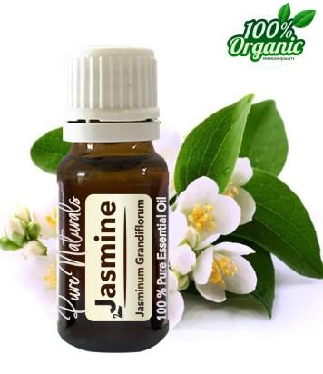 Jasmijn essentiële olie - organic - biologisch - pure naturals