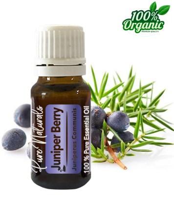 Jeneverbes essentiële olie - organic - biologisch - pure naturals