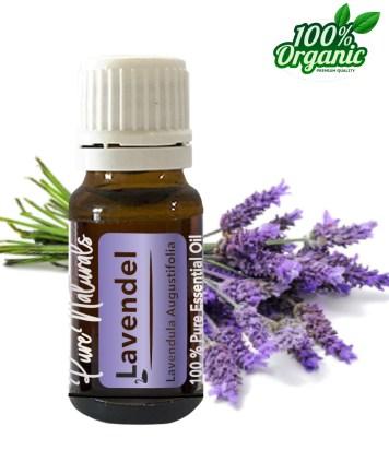 Lavendel essentiële olie - organic - biologisch - pure naturals
