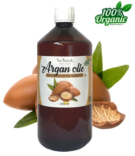 Argan olie liter groothandel biologisch puur organic