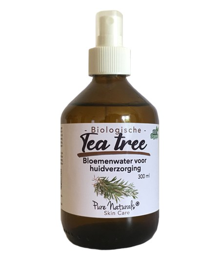 tea tree water hydrolaat hydrosol organic biologisch