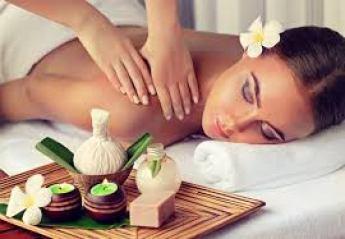 massage etherische olie