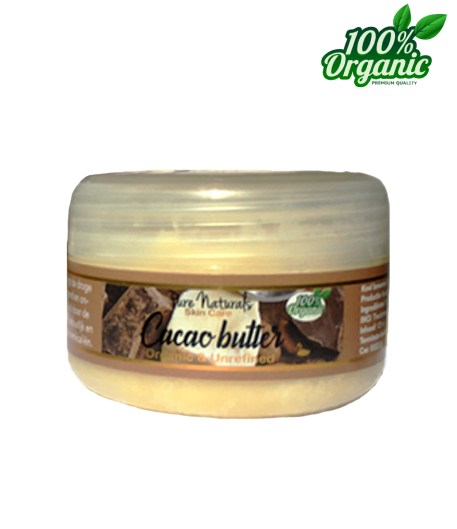cacao boter butter puur