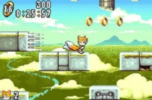 Sonic Advance - Tails