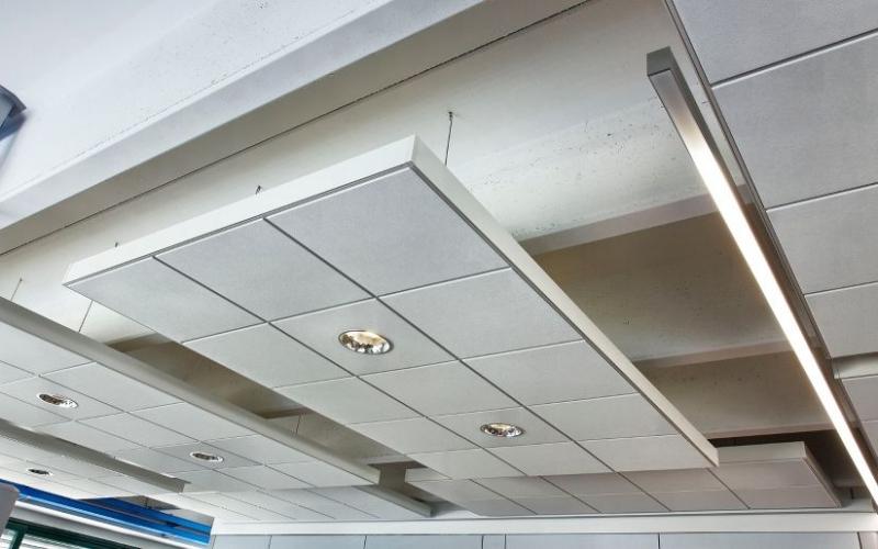 office suspended ceiling tiles false