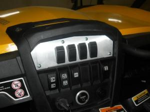 Command Center with Fuse Box for CANAM Commander by EMP