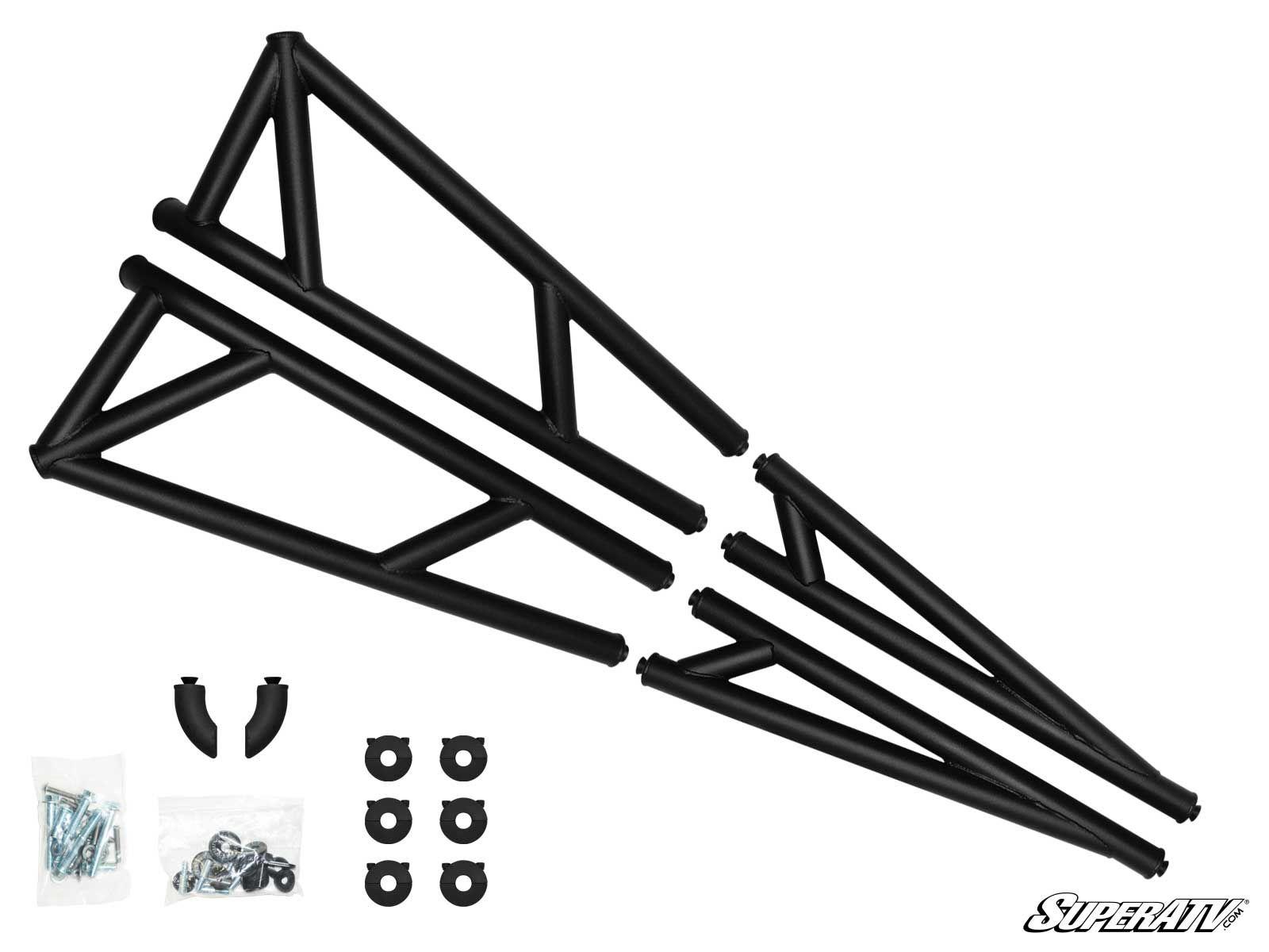 Super Atv Nerf Bars For The Polaris Rzr Xp 4 Rzr 4
