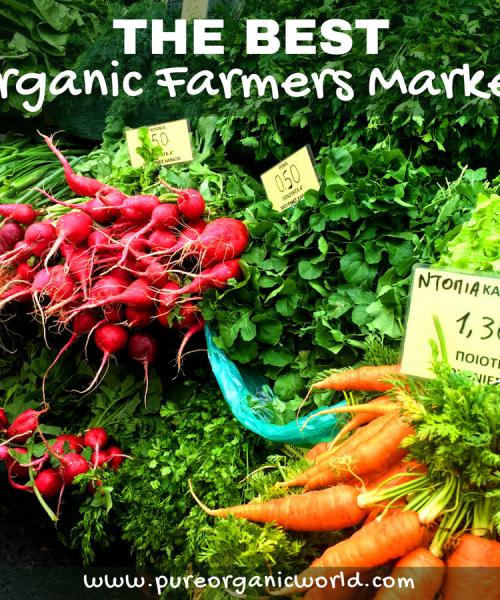 best organic farmers market