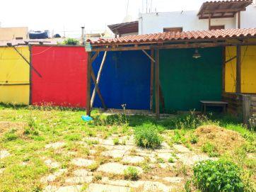 abandoned yard