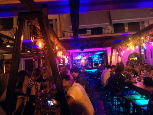Bars in Rethymno, Crete
