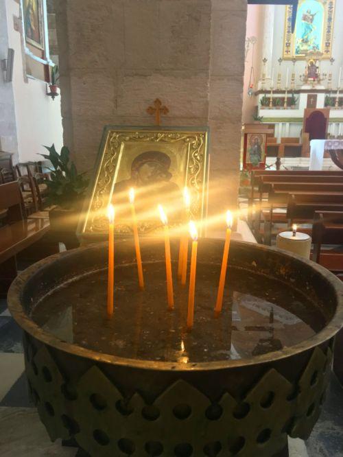 catholic church in chania