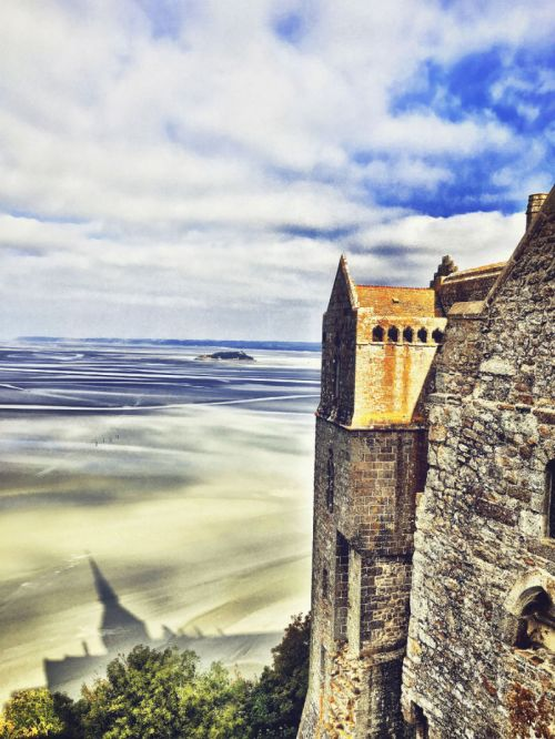 Le Mont Saint Michel - France