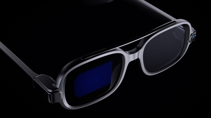 Xiaomi Smart Glasses: Concept glasses with MicroLED with support for navigation, calls and notifications [1]