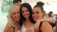 Our stunning bride Daniela