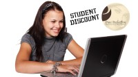 Proud to Offer Student Discount