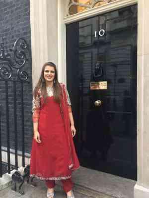 Pure Punjabi Ltd invited to No. 10 Downing Street as part of SmallBiz100 UK