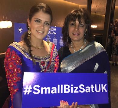Pure Punjabi Surinder & Safia SmallBiz100 2016 winners