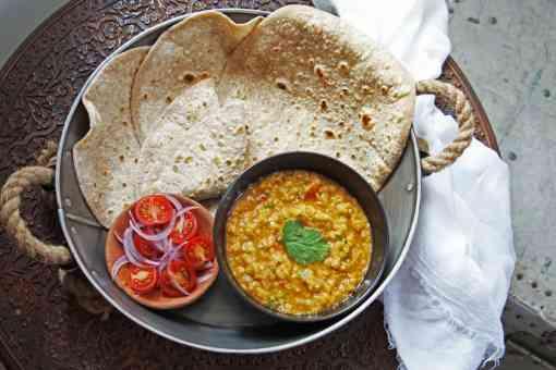 Pure Punjabi Cookery School roti-making