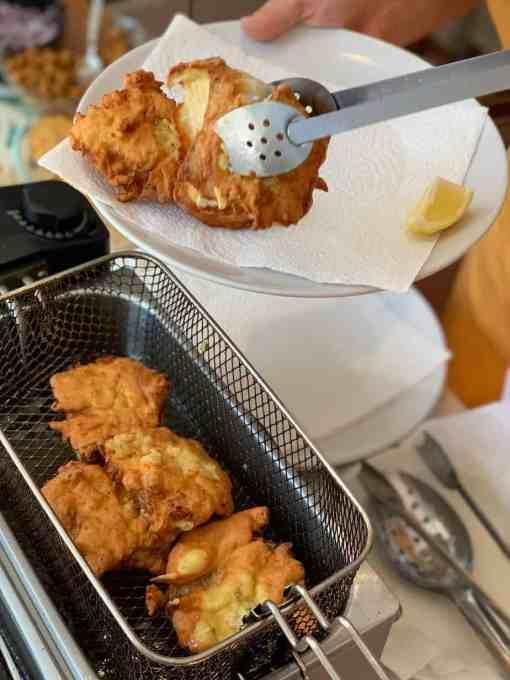 Amritsari fish, Indian street food workshop, indian cookery class, Indian street food