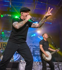 In Photos: Dropkick Murphys w/ The Fratellis at Iveagh Gardens, Dublin, Ireland 16/07/2017