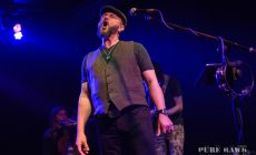 Geoff Tate at Voodoo Lounge, Dublin on December 23rd 2016 by Shaun Neary-24